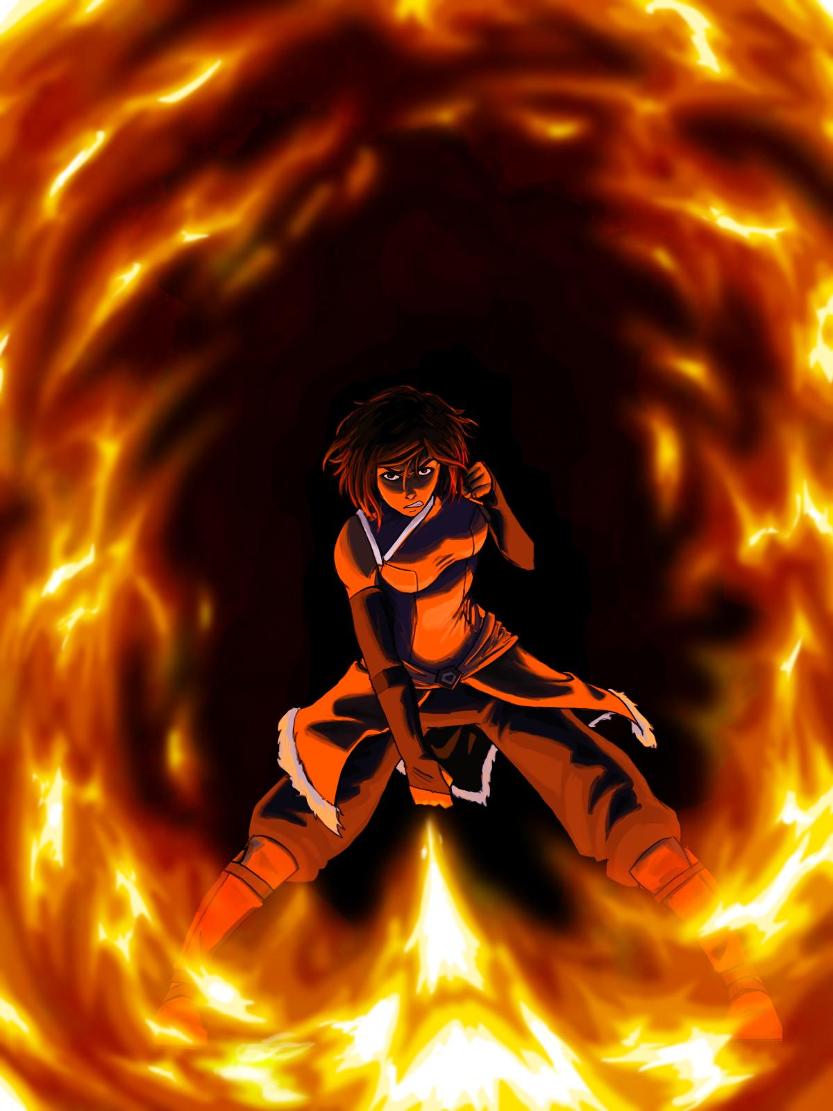 Korra: Ring of Fire