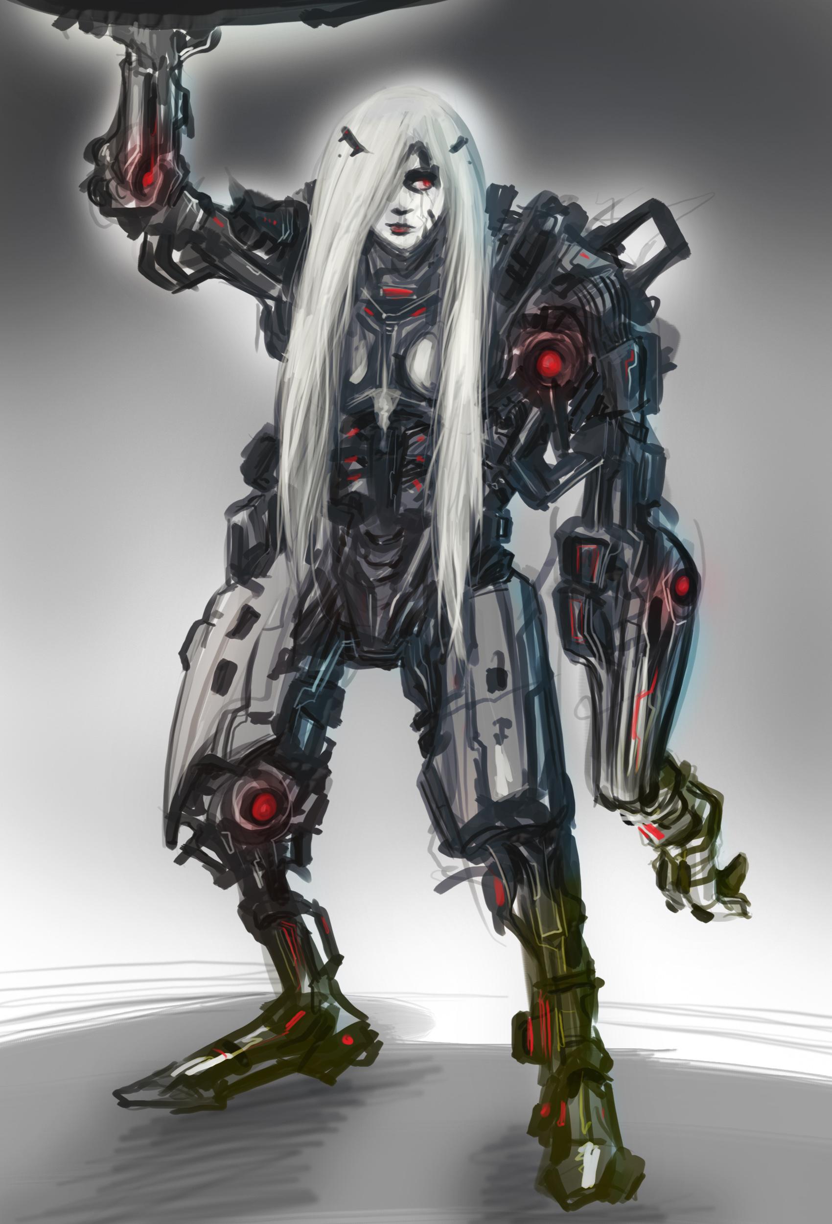 Cyber Gal