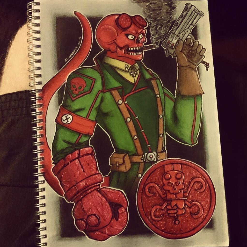 The hellskull