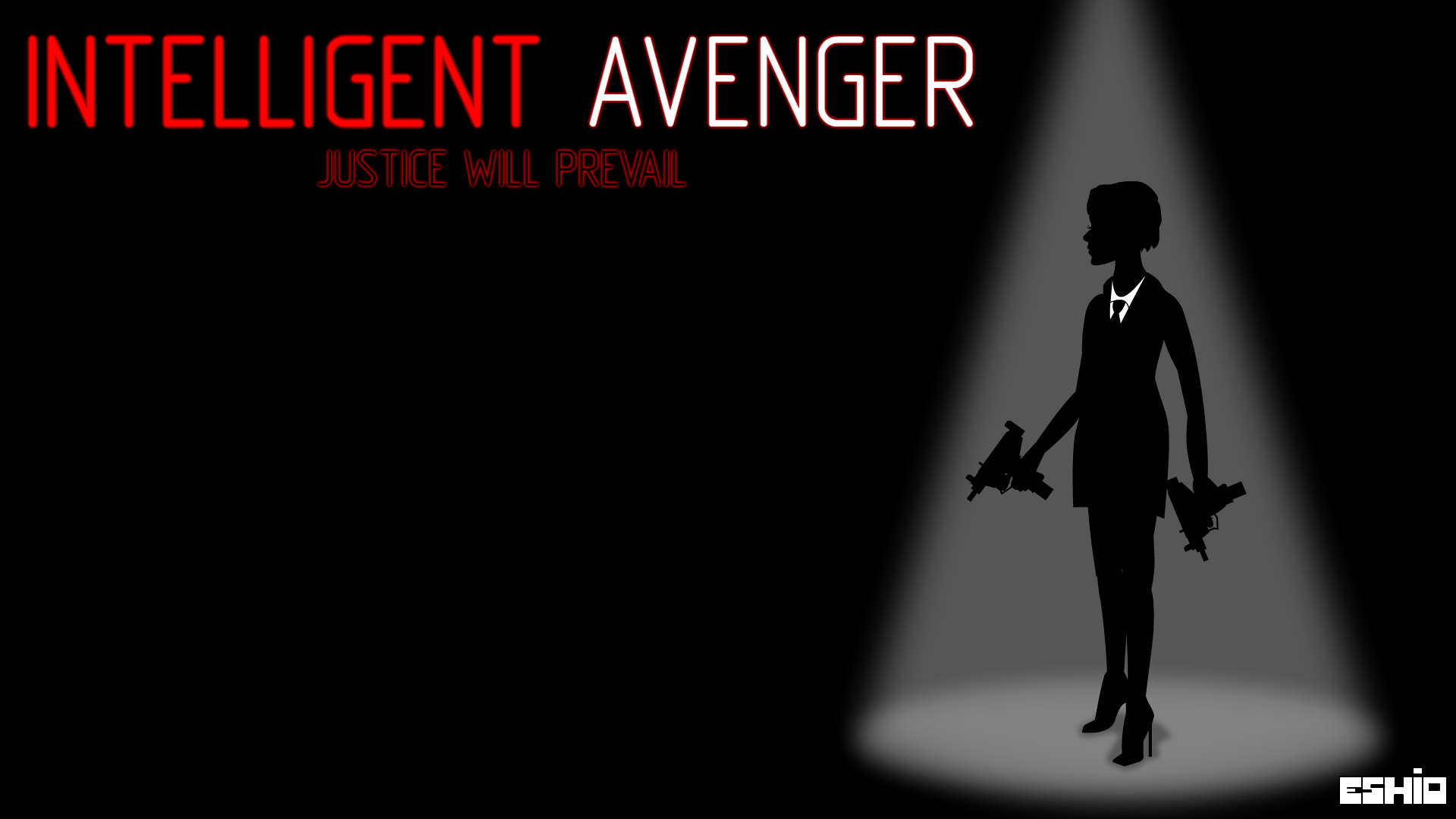 Intelligent Avenger Poster3