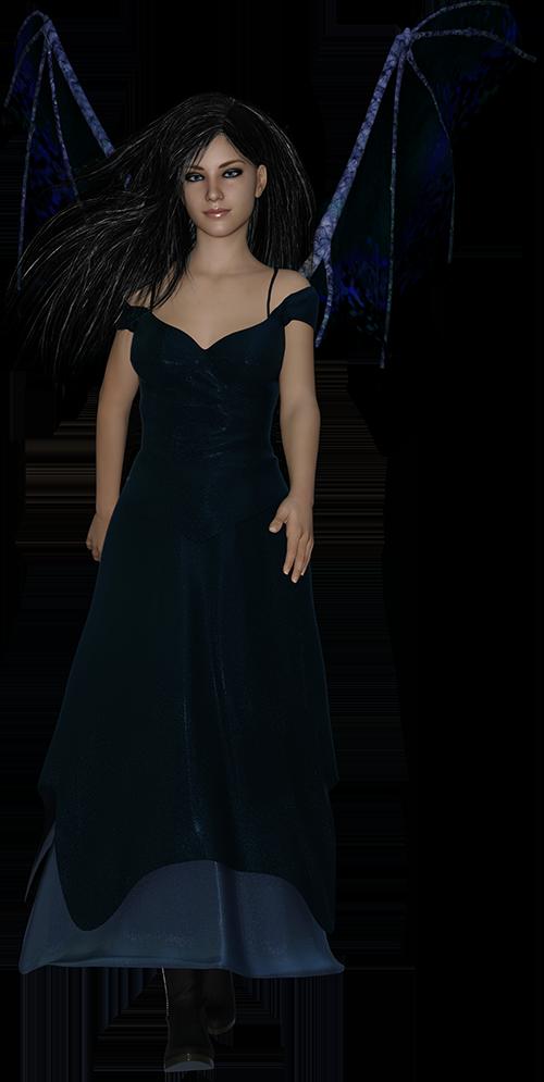The Shadow Dragoness, Daeris