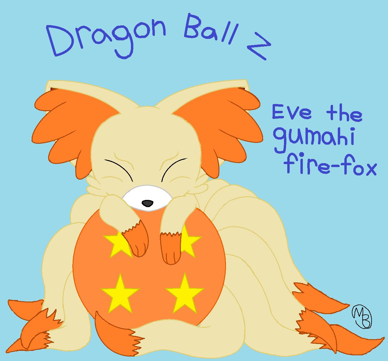 Eve the gumahi fire-fox