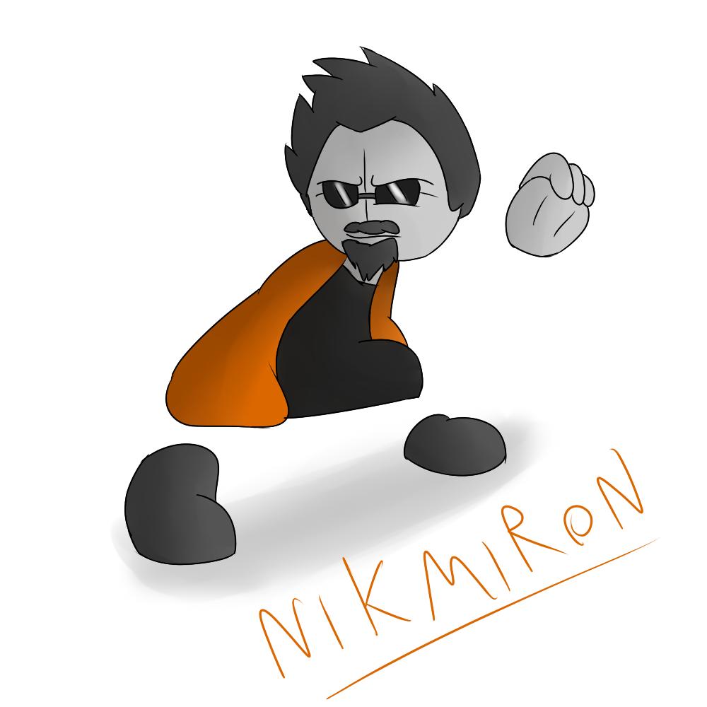 Angry Nikmiron