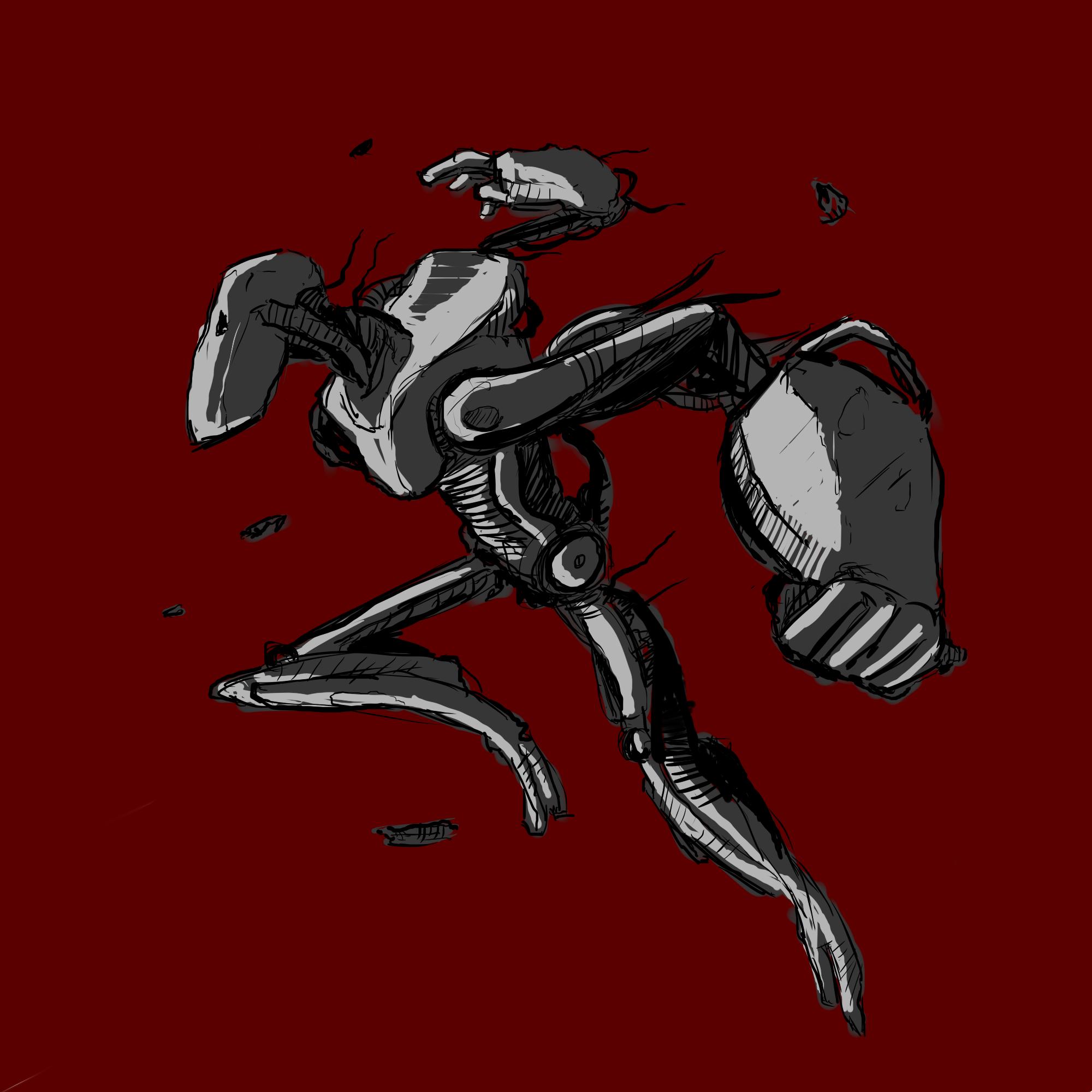 Its a robot