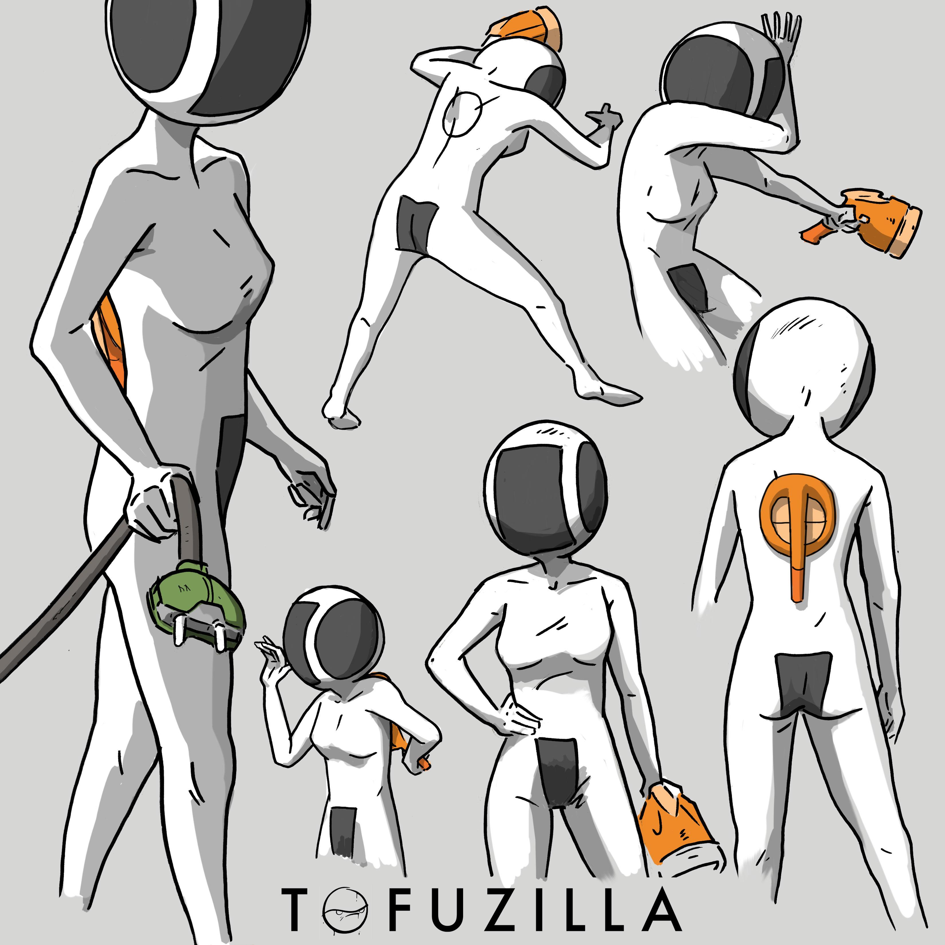 TOFUZILLA I Character Sheet 1