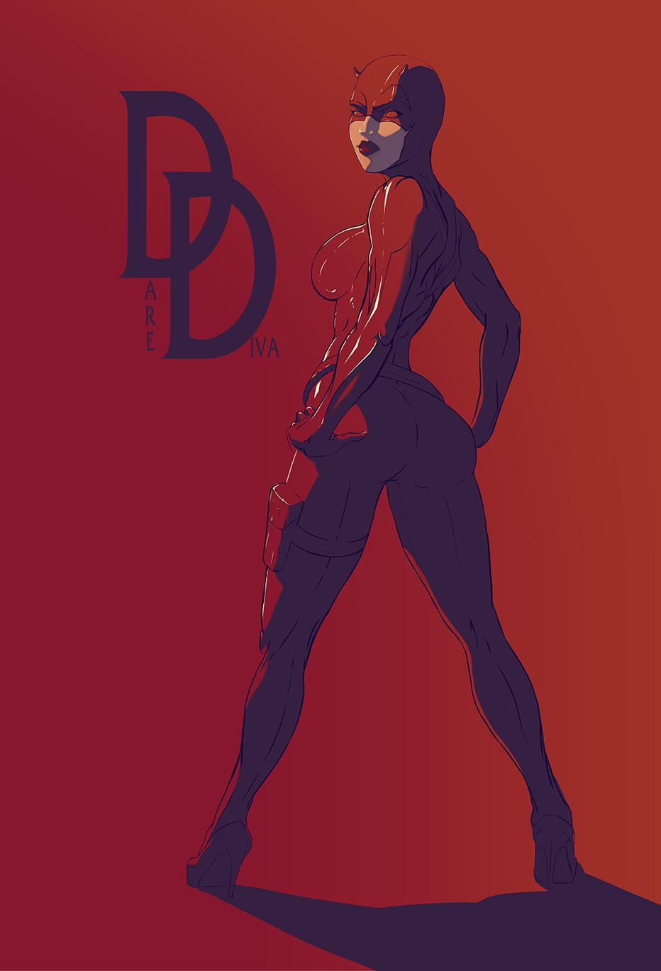 DareDiva - Female DareDevil