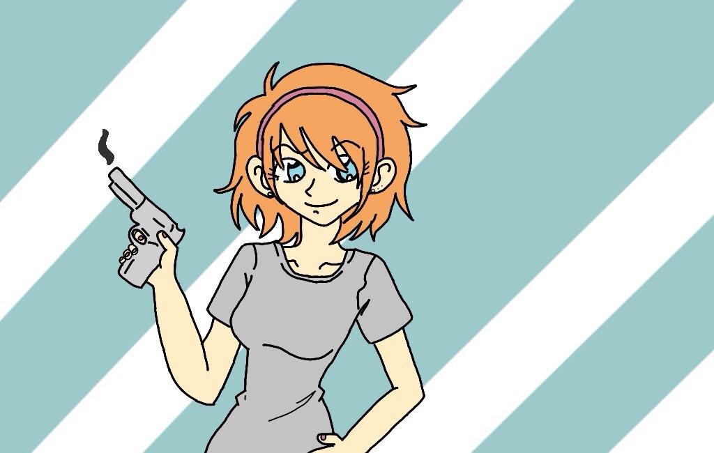 Girl Got A Gun
