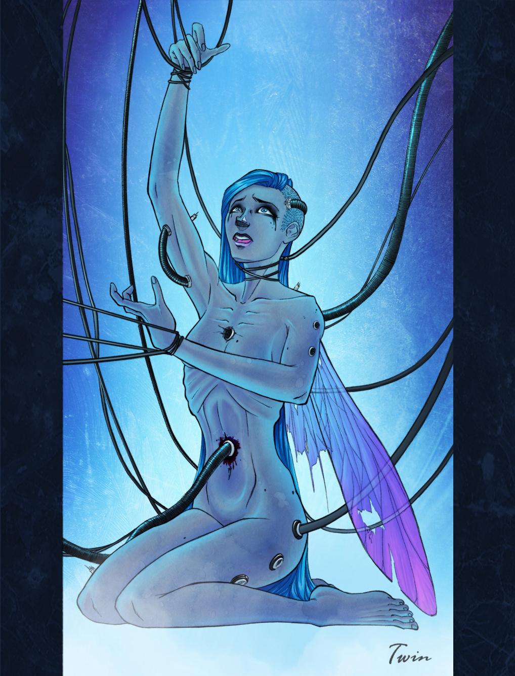 Vivisection of fairytale