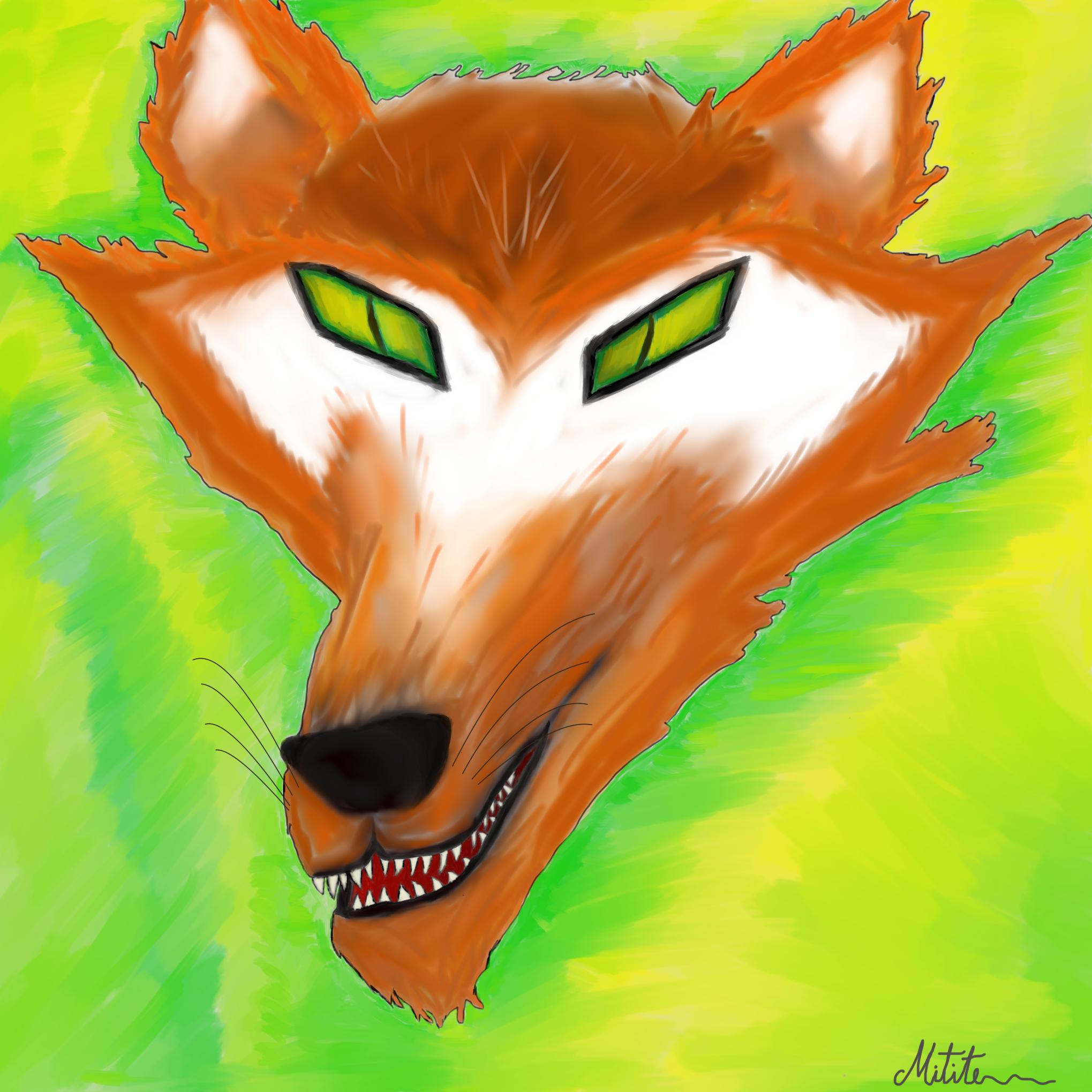 Fox The Fox