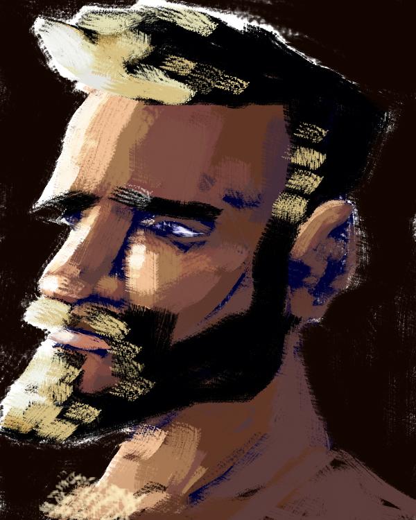 Bearded Dude
