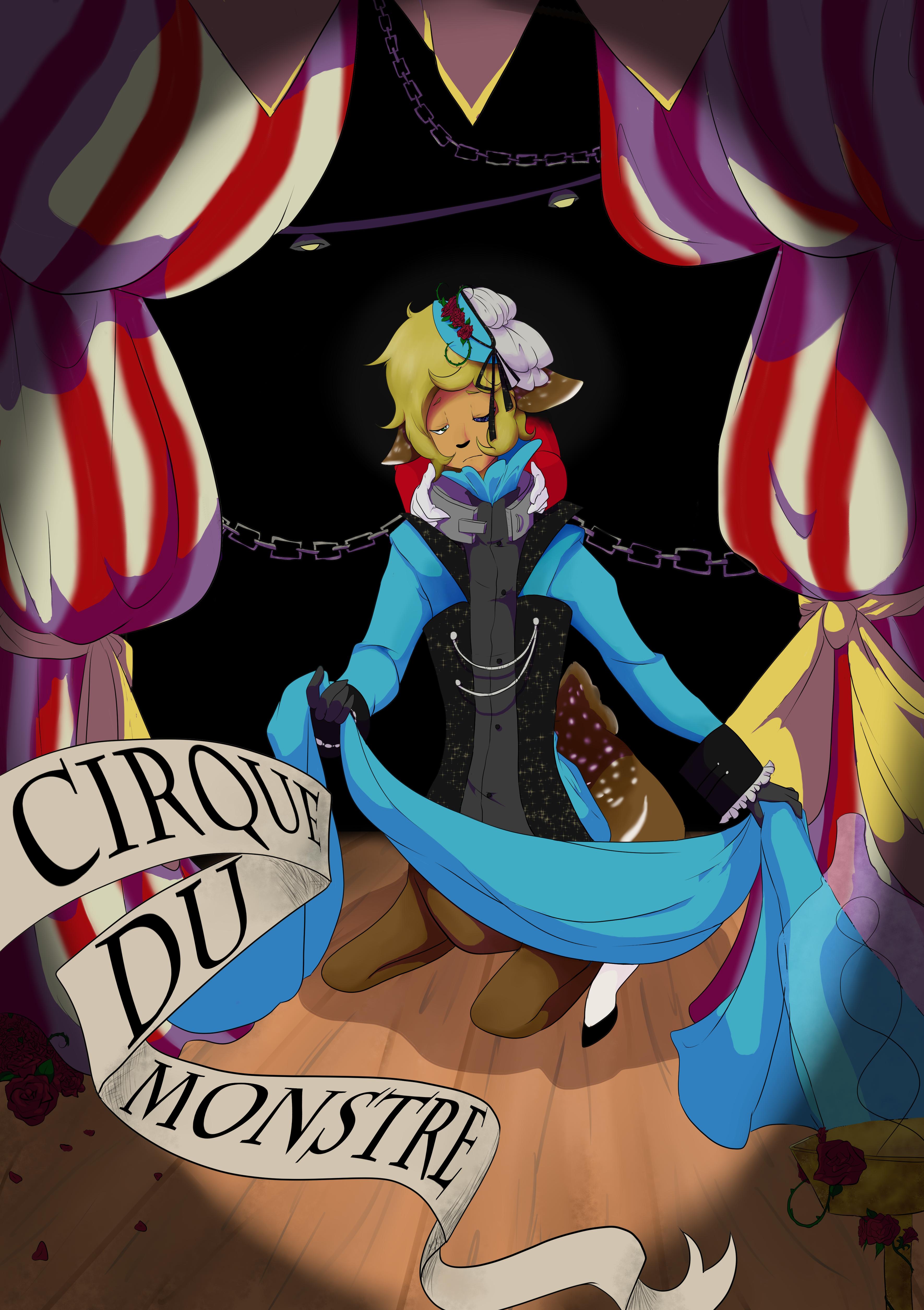 Cirque du Monstre cover