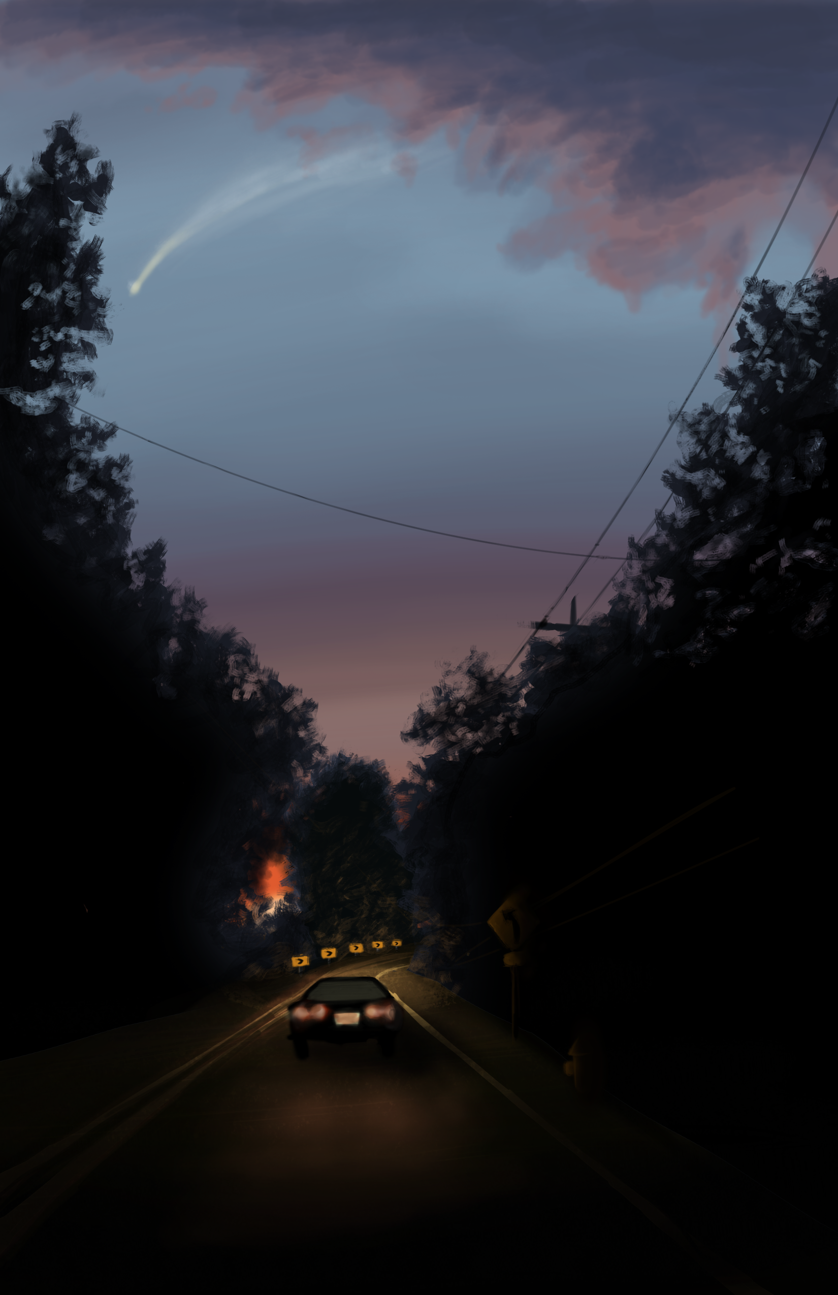 Night Time Drive