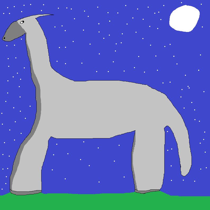 Danielle The Dinosaur