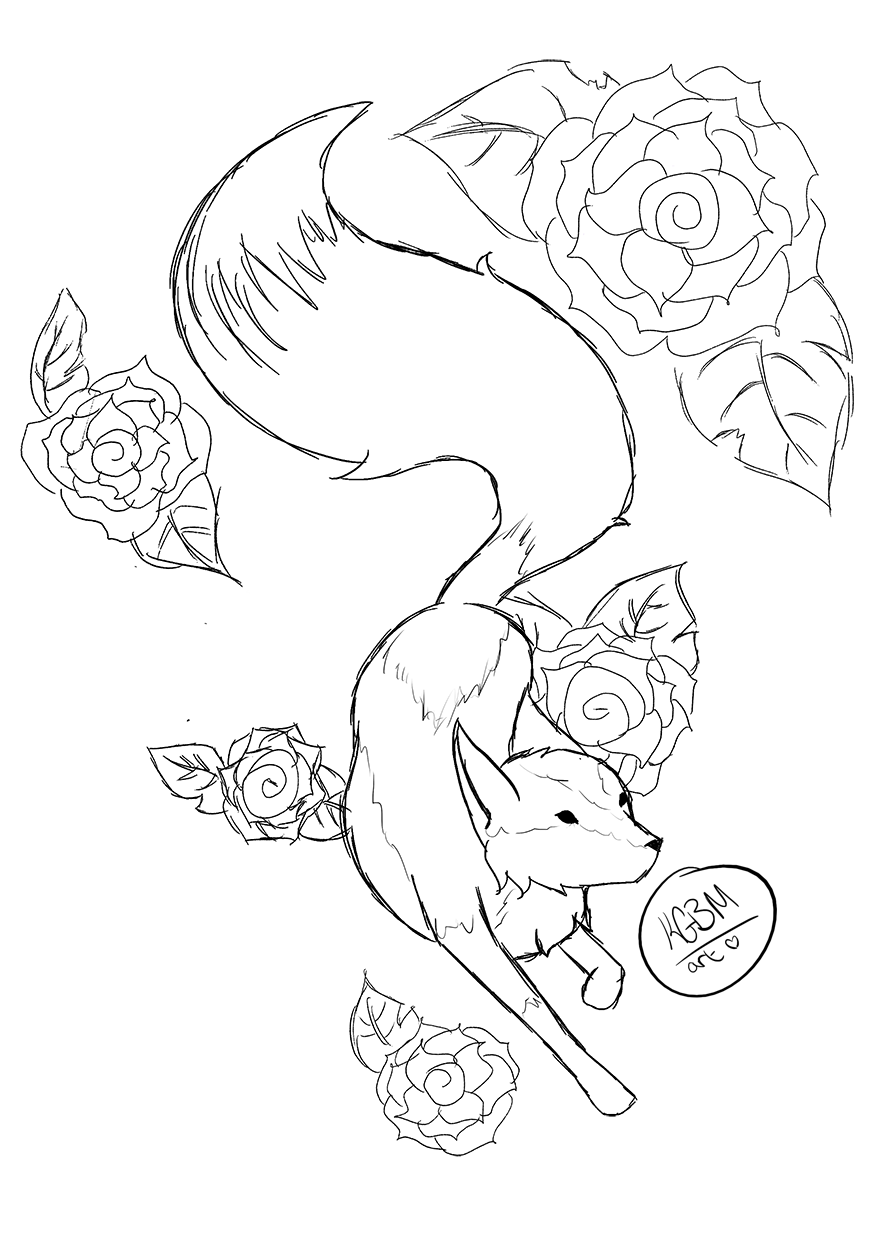 Tattoo Concept WIP