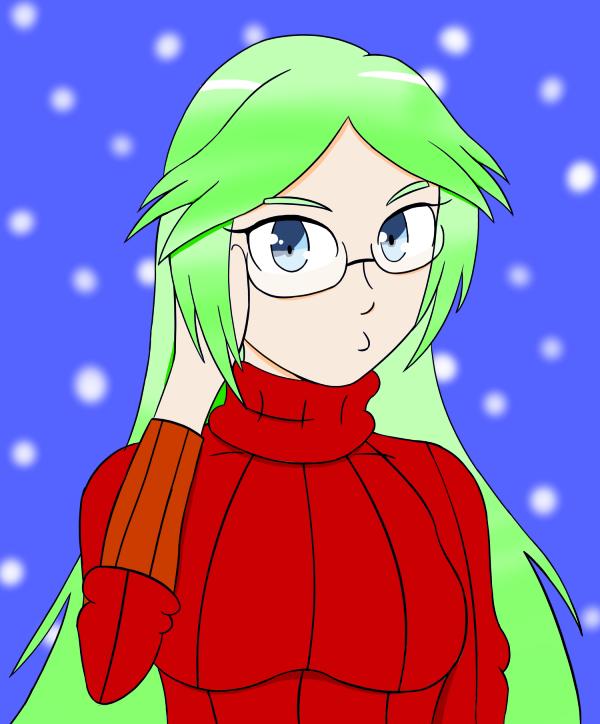 Winter Palutena