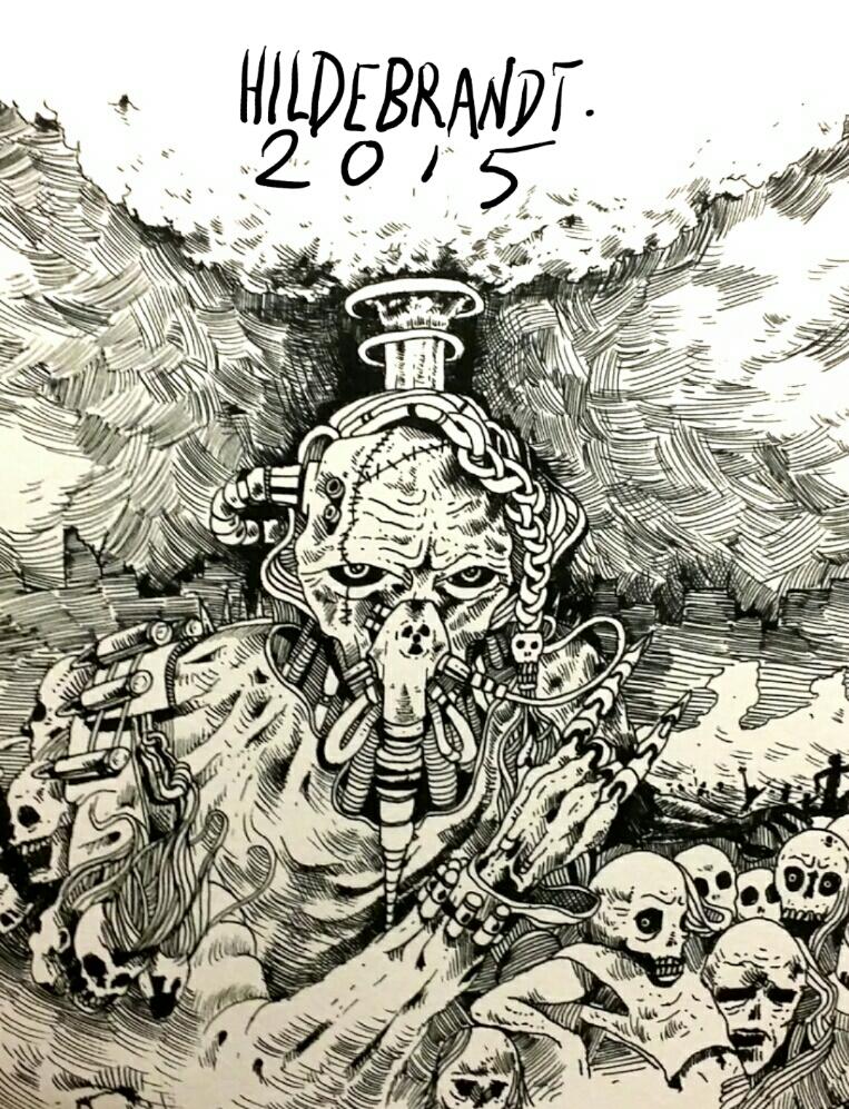 Armageddon Band Cover