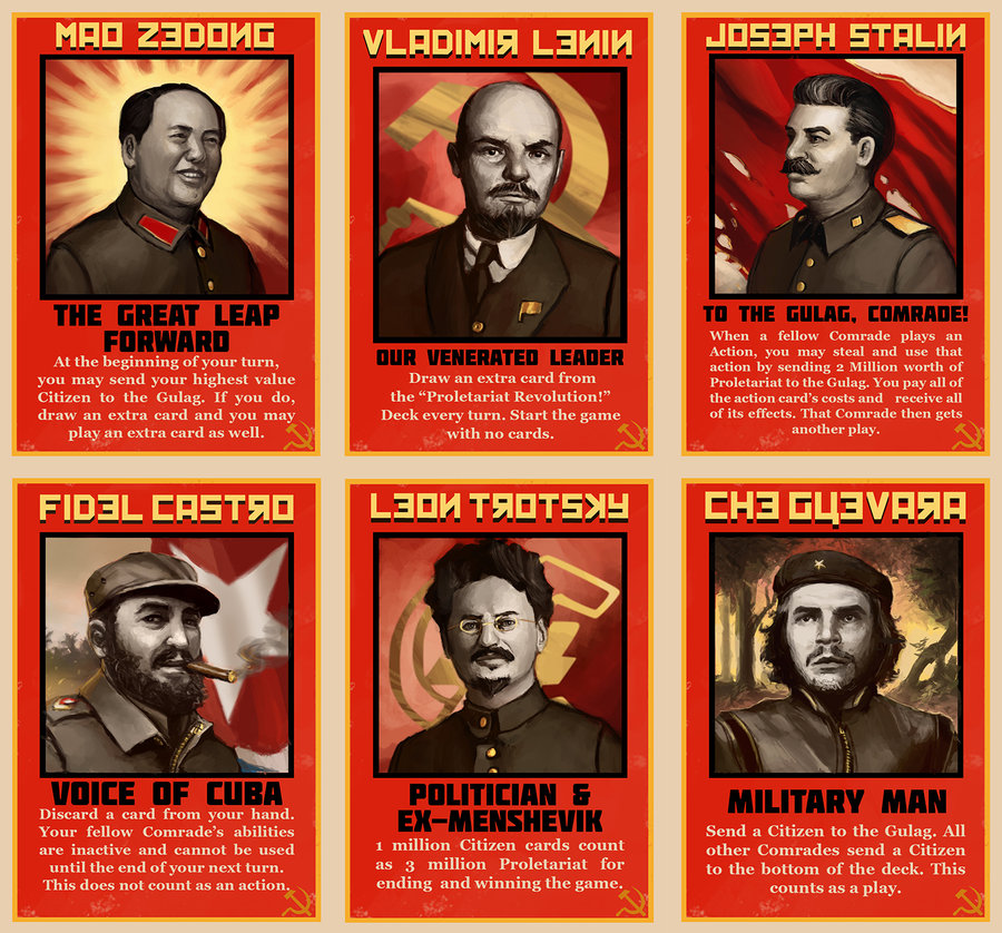 Most Glorious Leaders