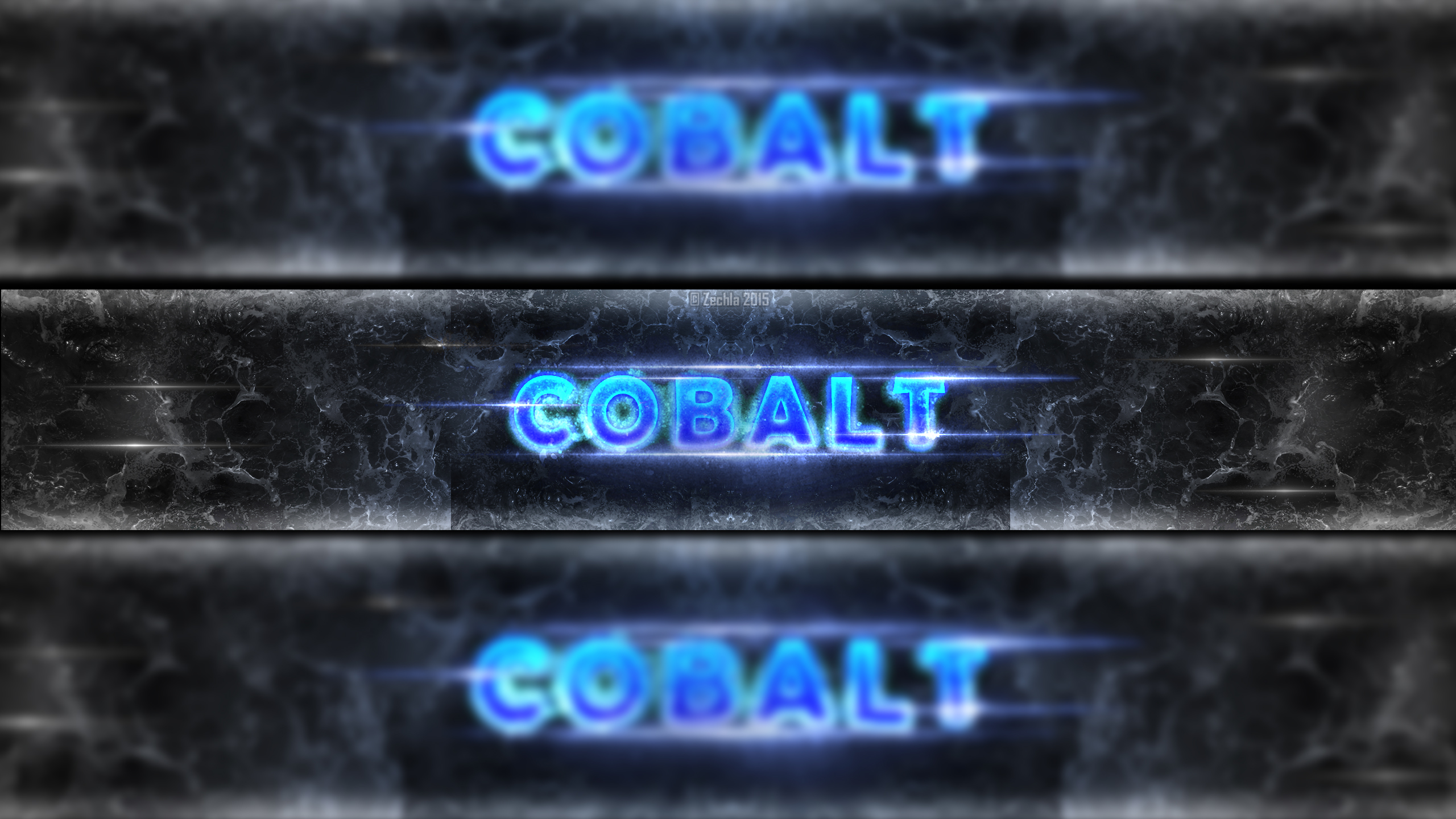 Cobalt's Banner