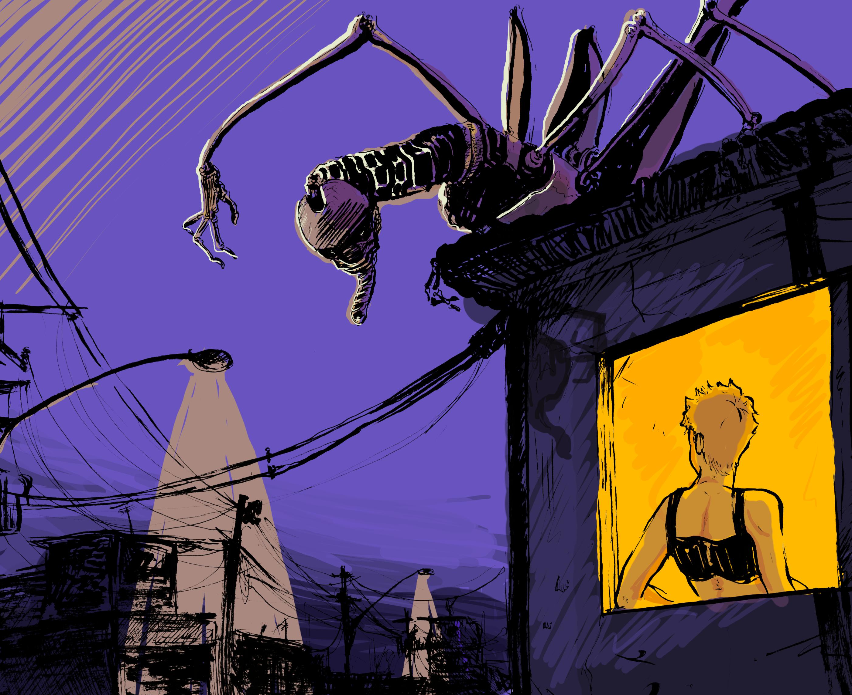 Artificial Terror