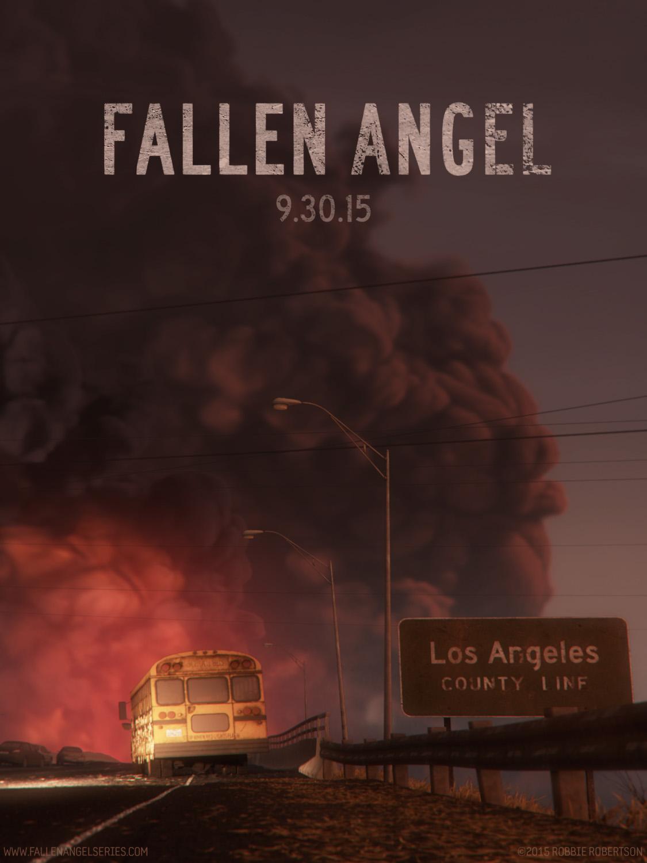 Fallen Angel - Poster #3