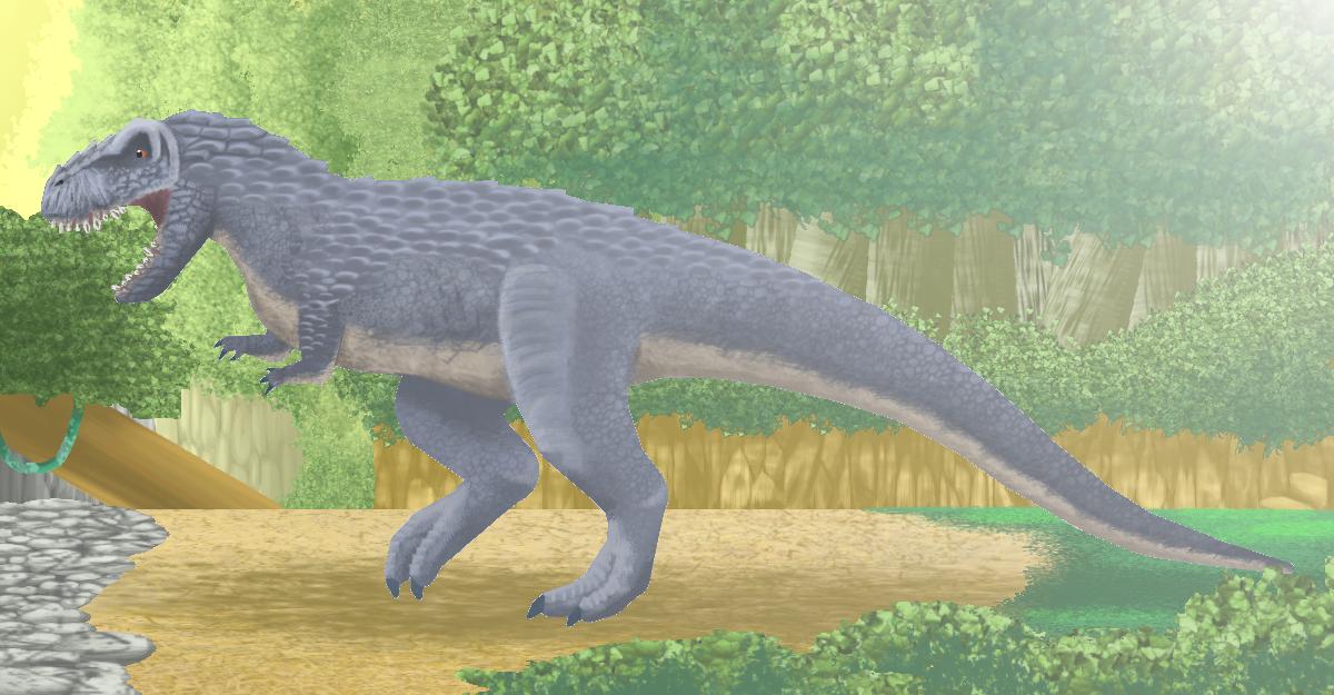 Vastatosaurus: The King!