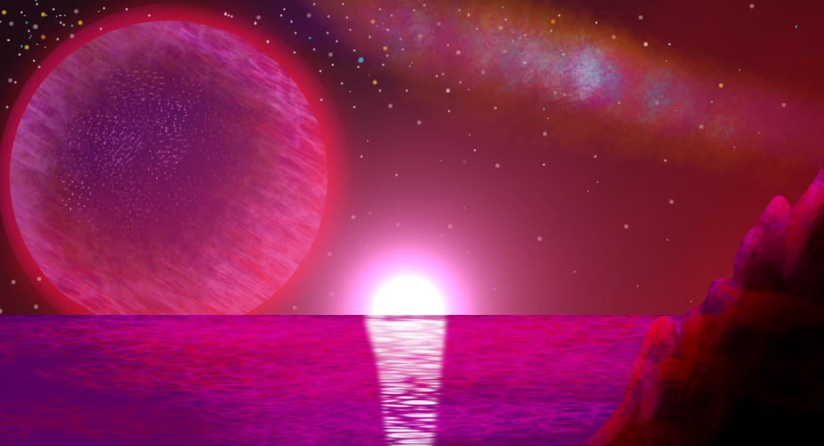 Transparent Sky