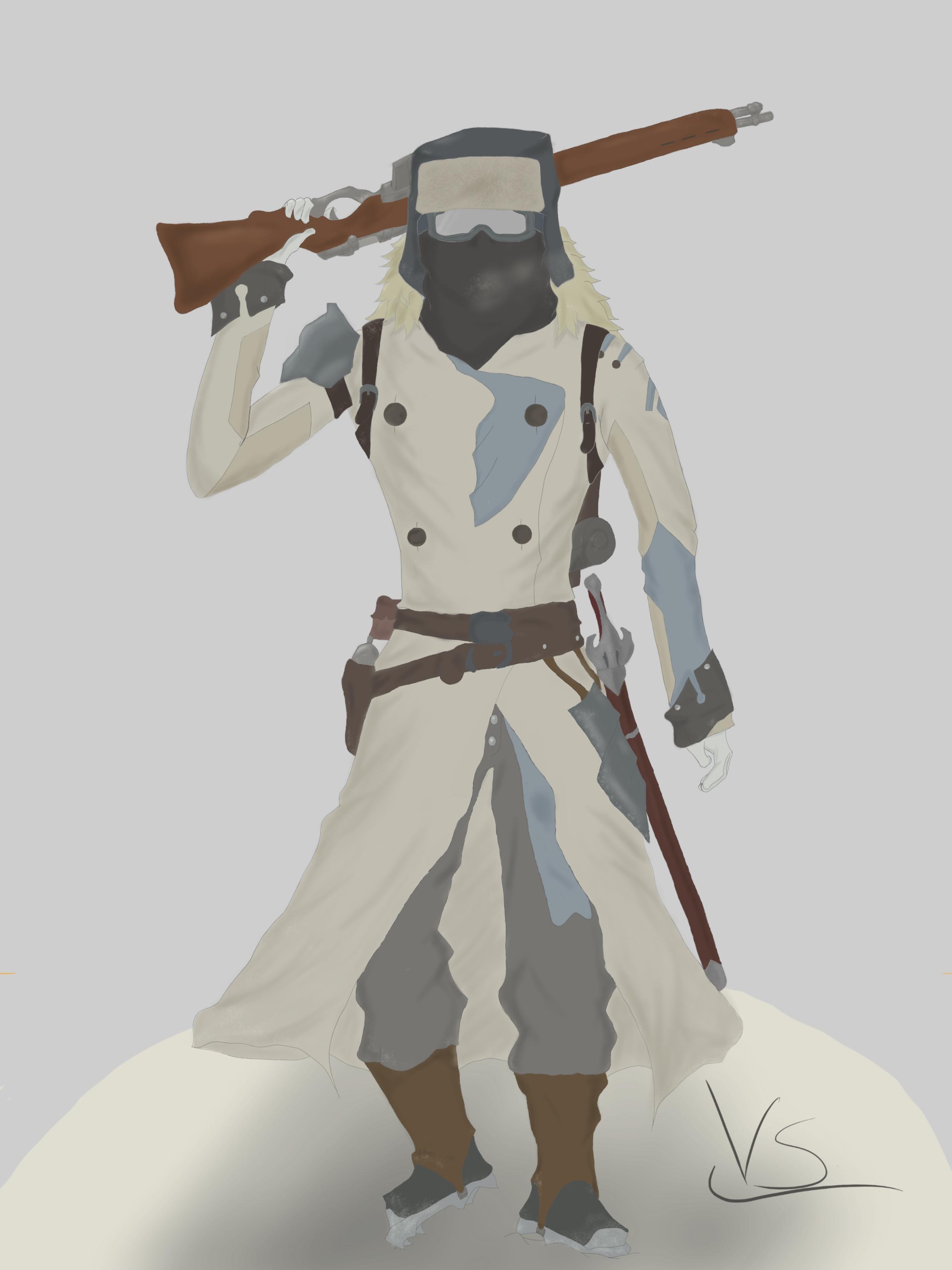 Tundra Scout