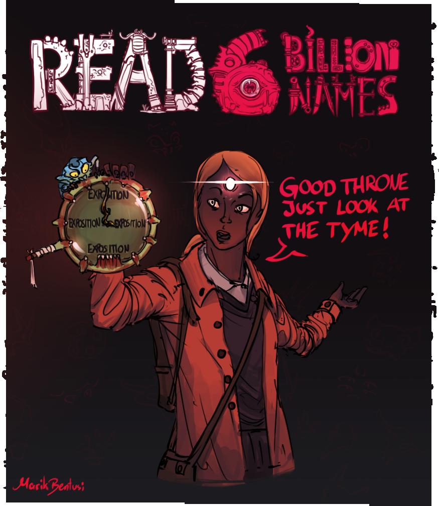 Read 6 Million Names