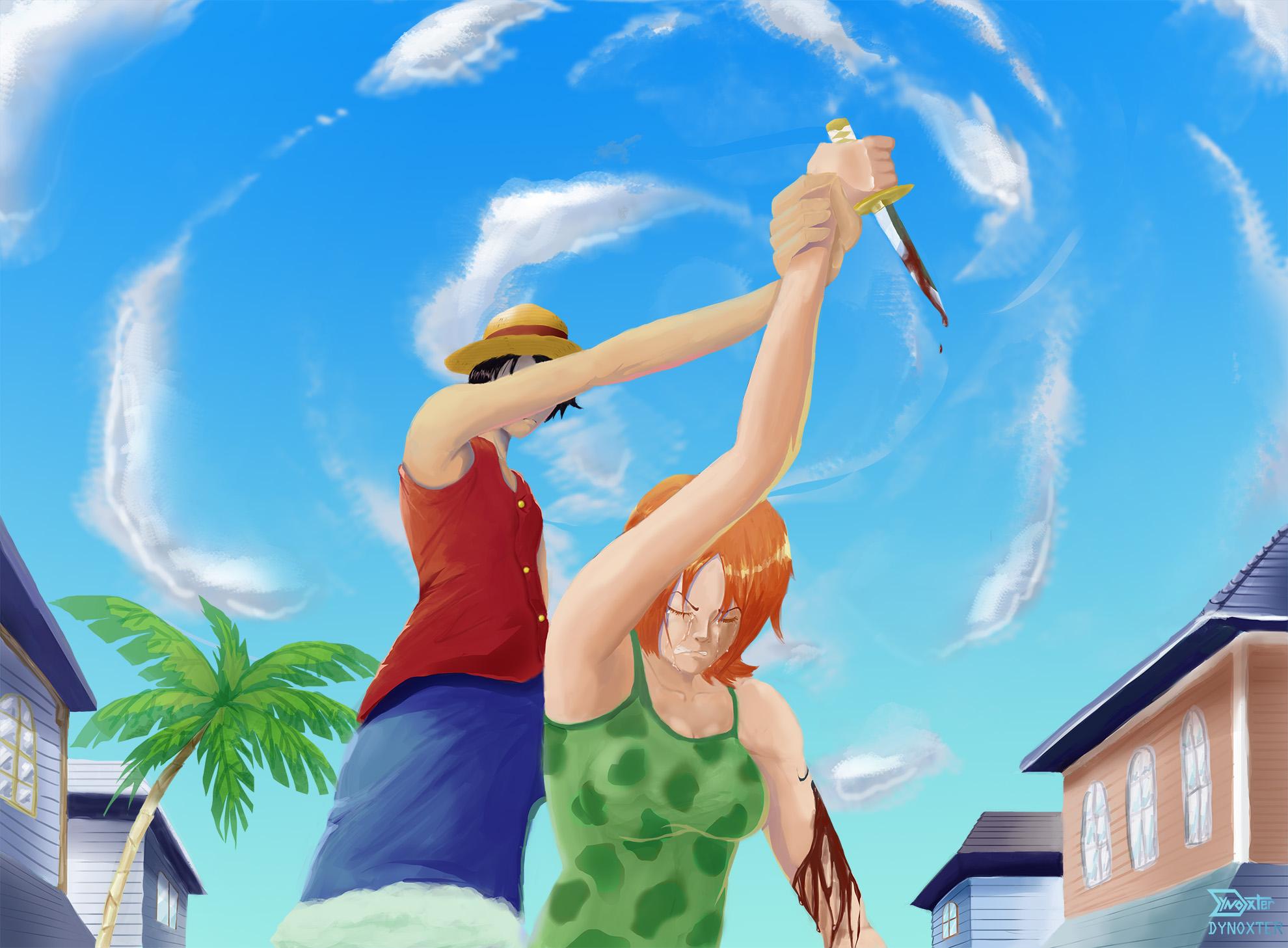 One Piece ReDraw