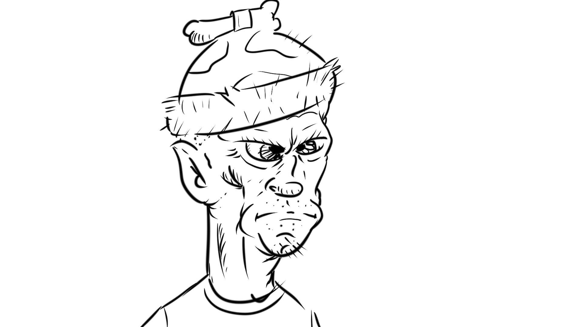 s'more doodles