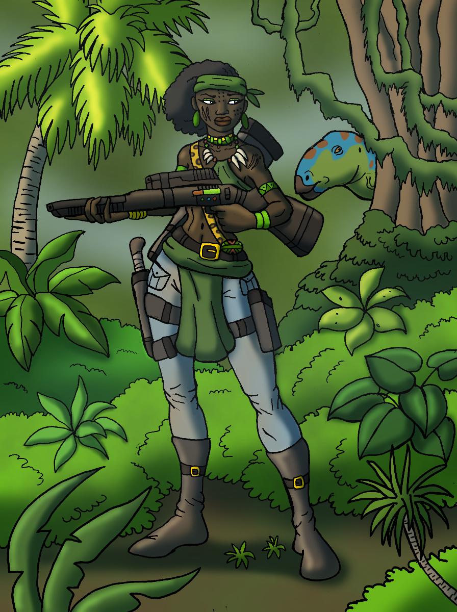 Luyinda the Guide