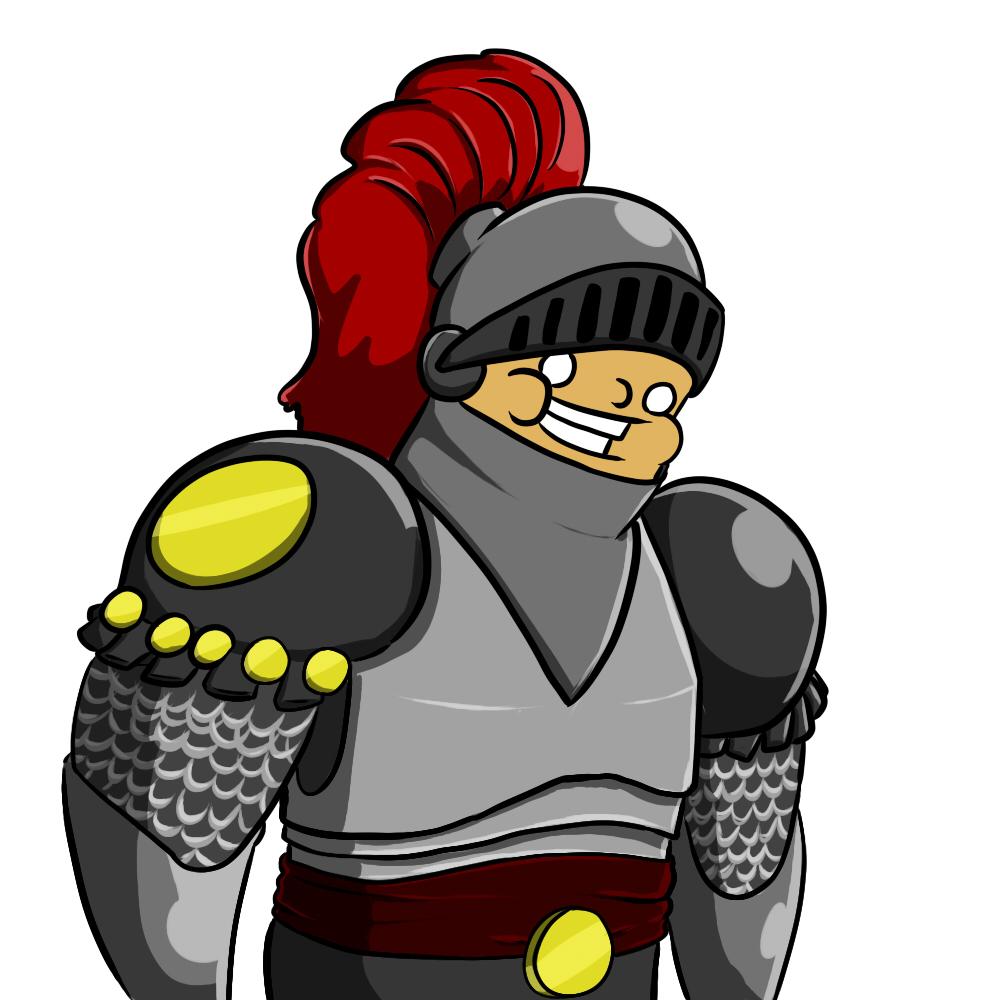 Knight Face