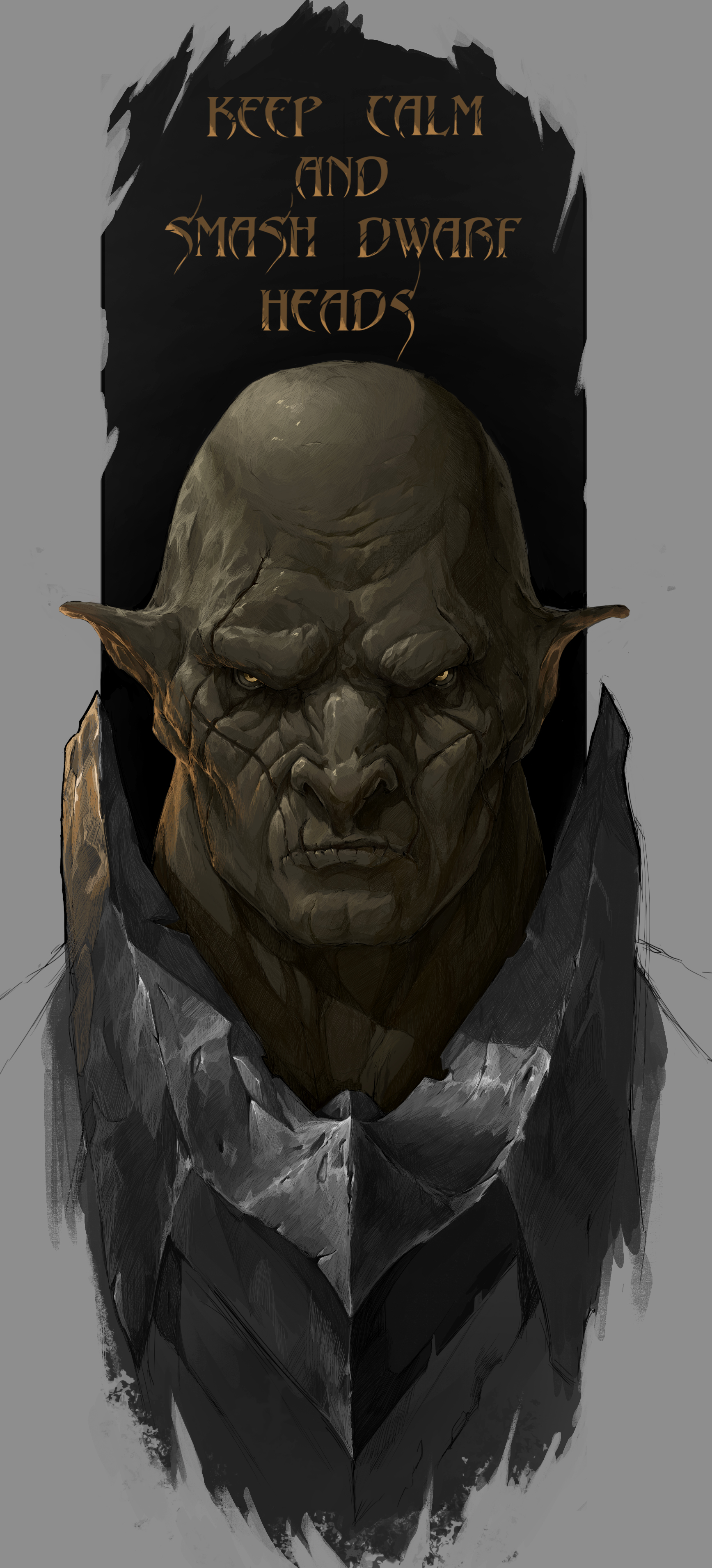 Azog The Difiler