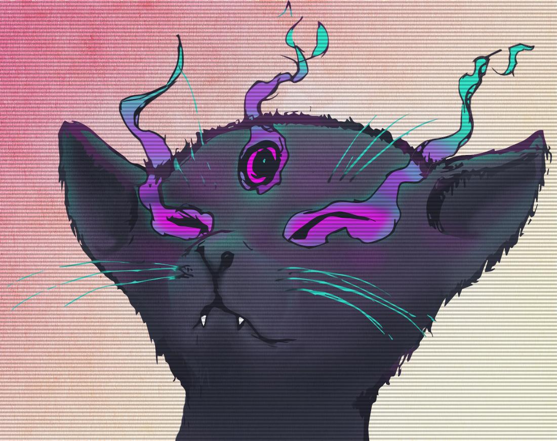 Psychedelicat