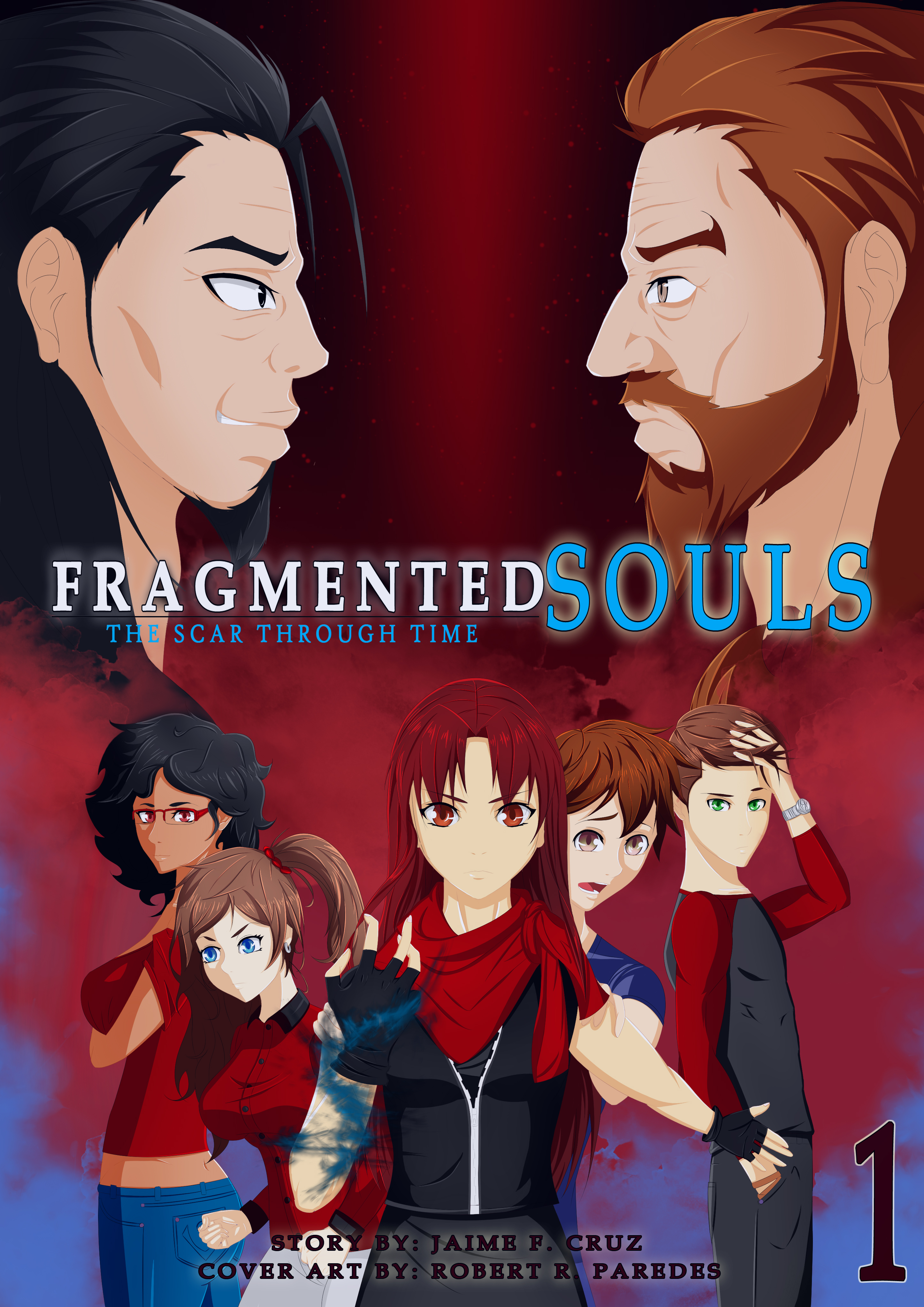 Fragmented Souls: The Scar Through time