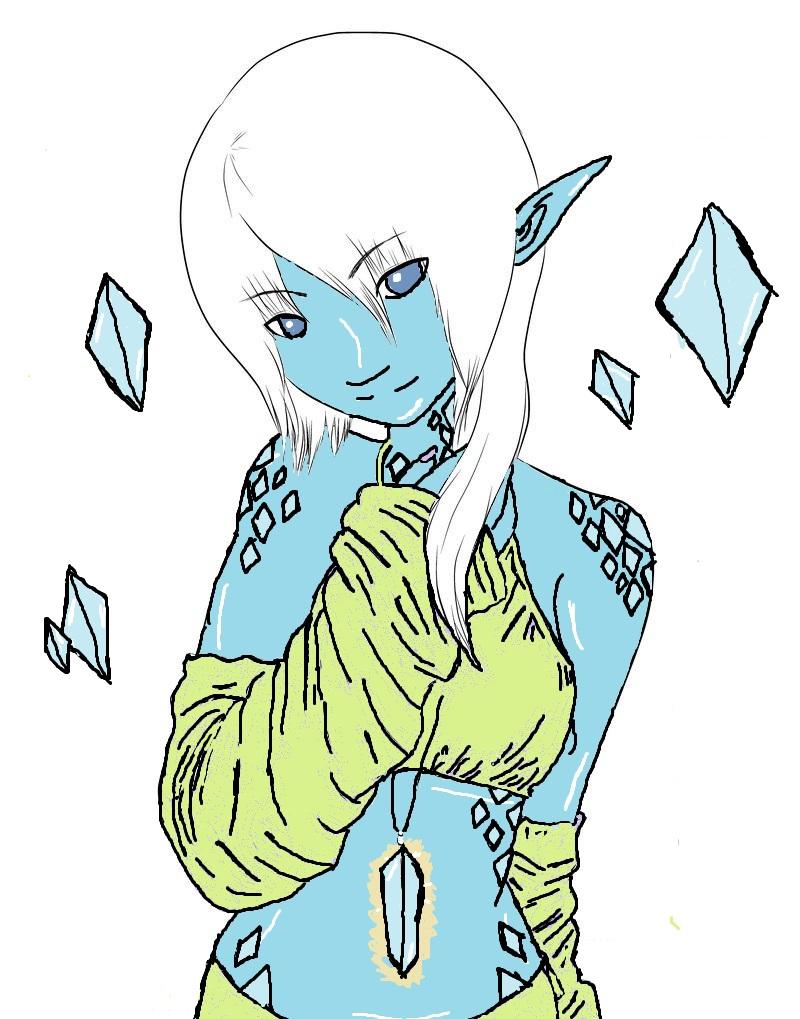 Nyx crystal Fairy