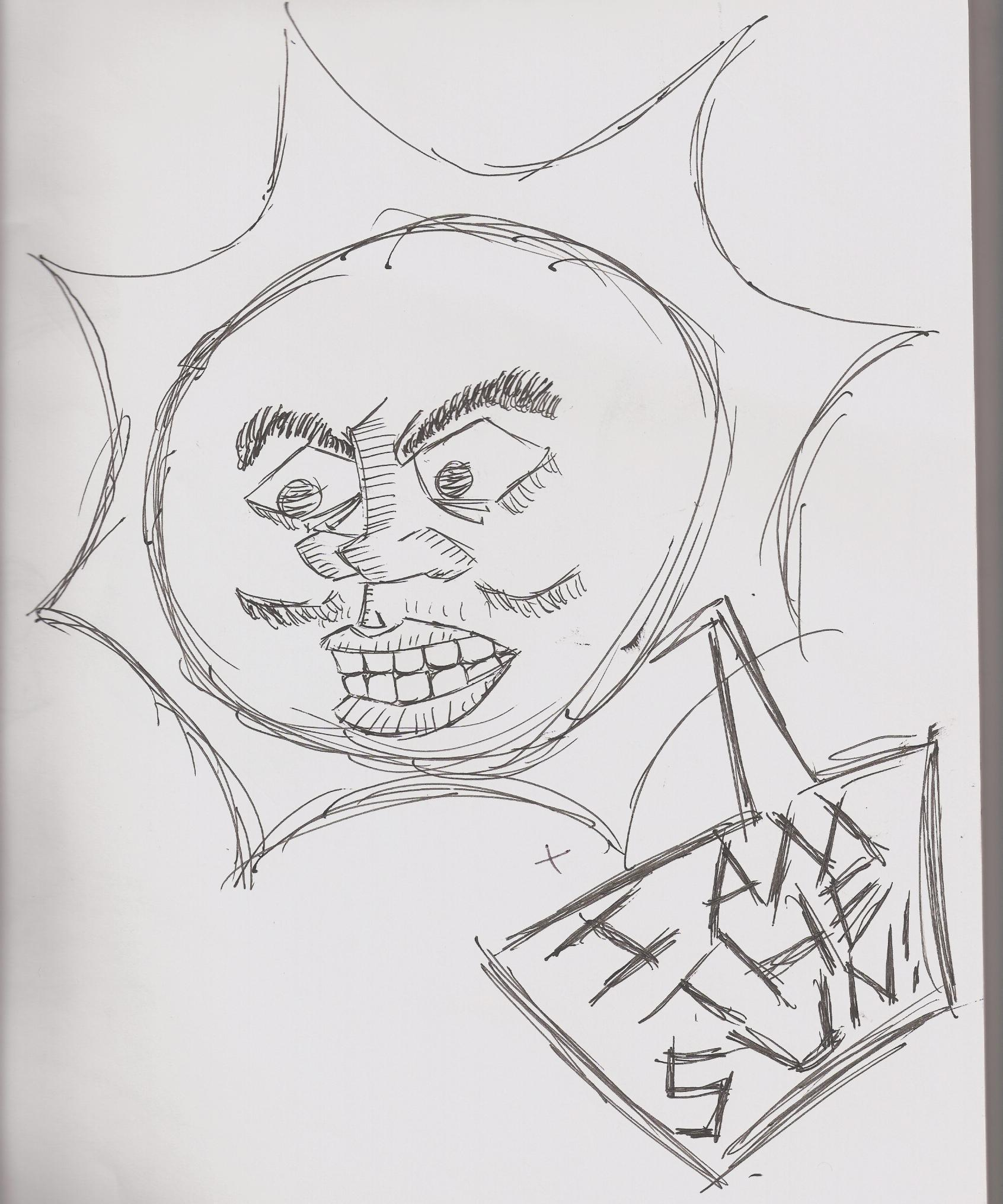 I AM THE SUN!!!