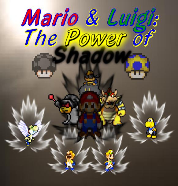 Mario and Luigi: TPOS Promo