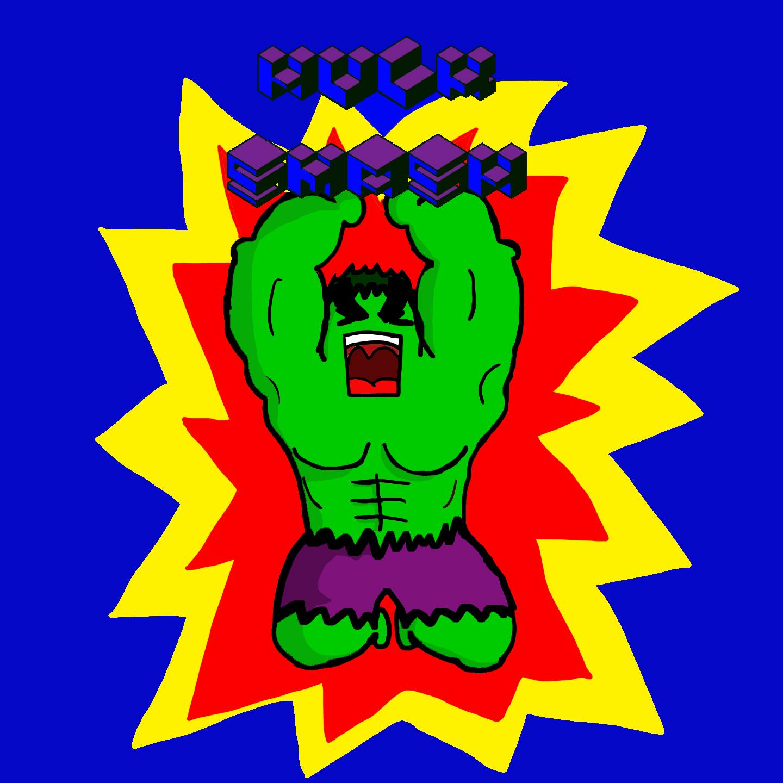 Hulk smash from R@nd0mness