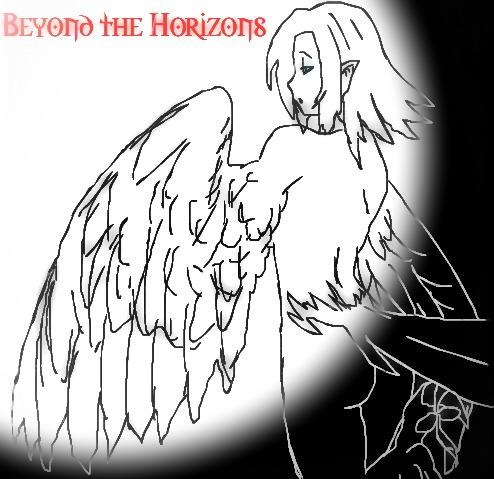 Beyond the Horizons Cover Art