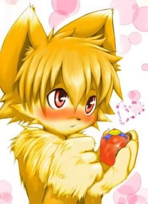 Anime/Furry Art...
