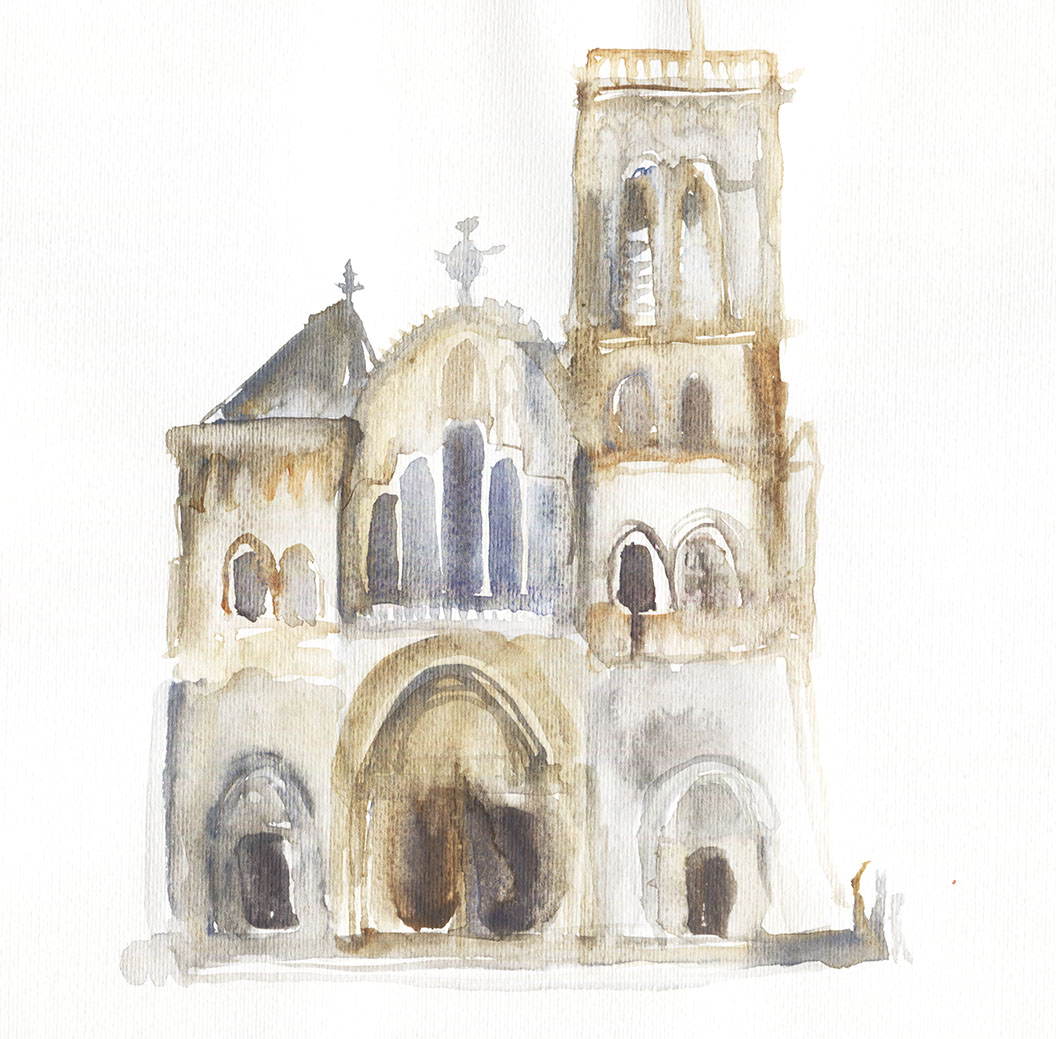 Cathedral II.