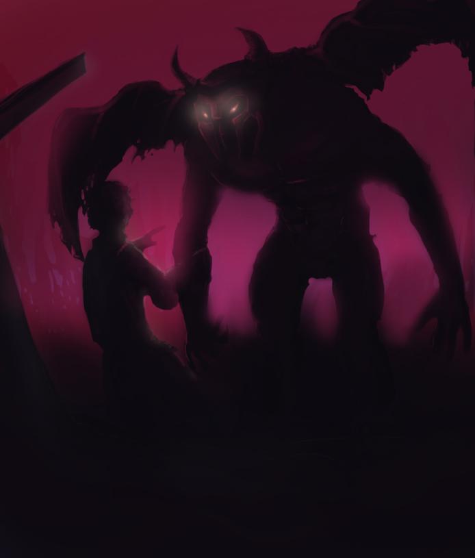 Meeting the Nightmare of my Fears