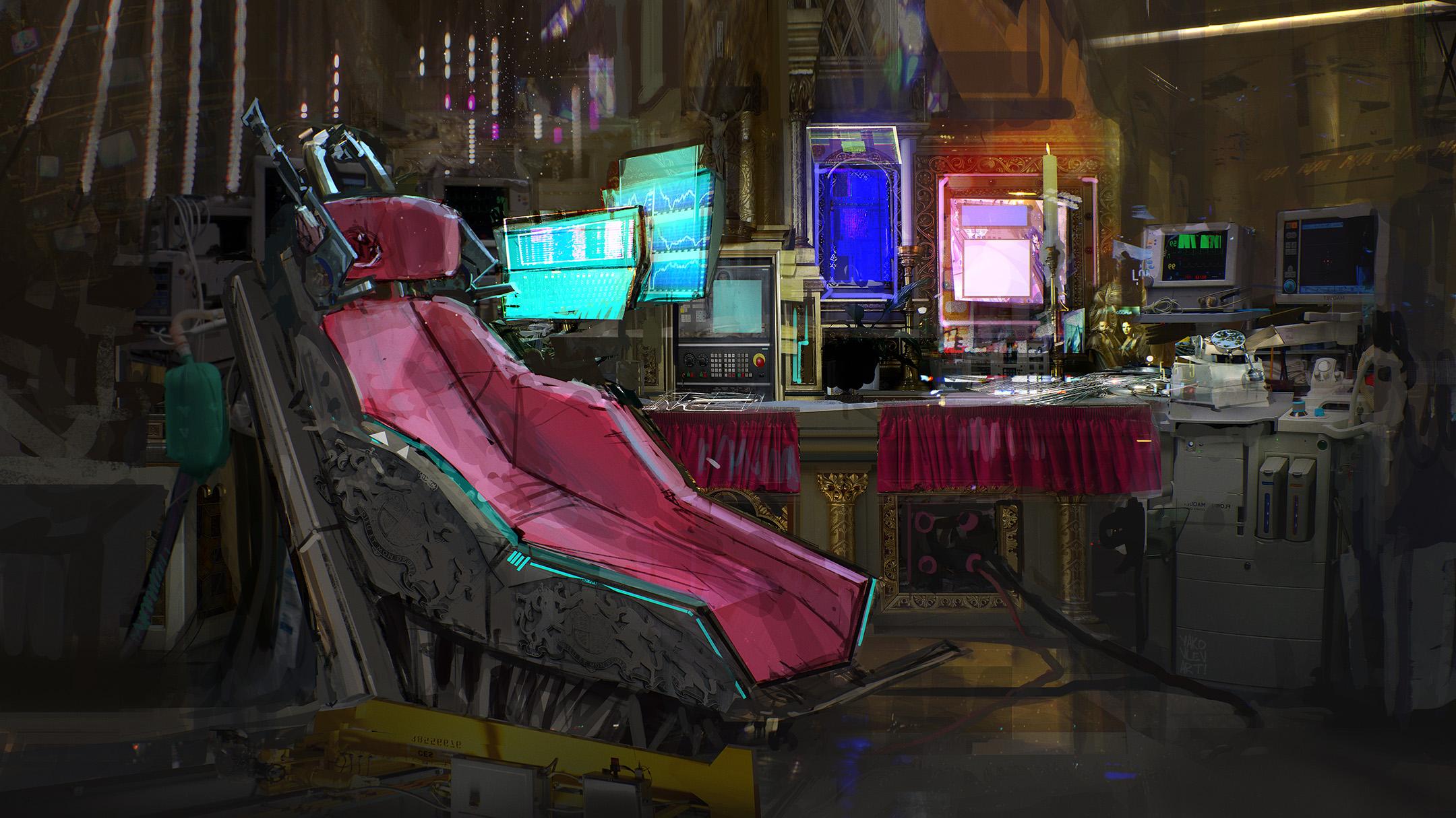 Throne Room (cyberpunk)