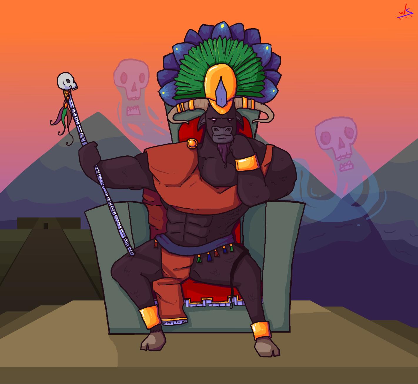 Aztec Grimataur