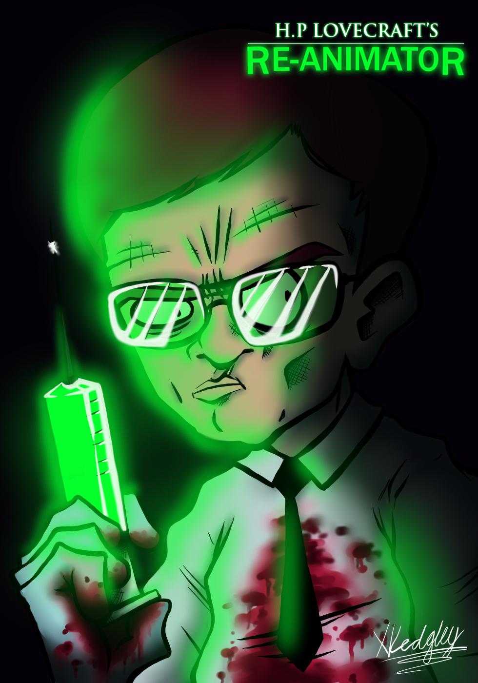 Dr Herbert West (Re-Animator)