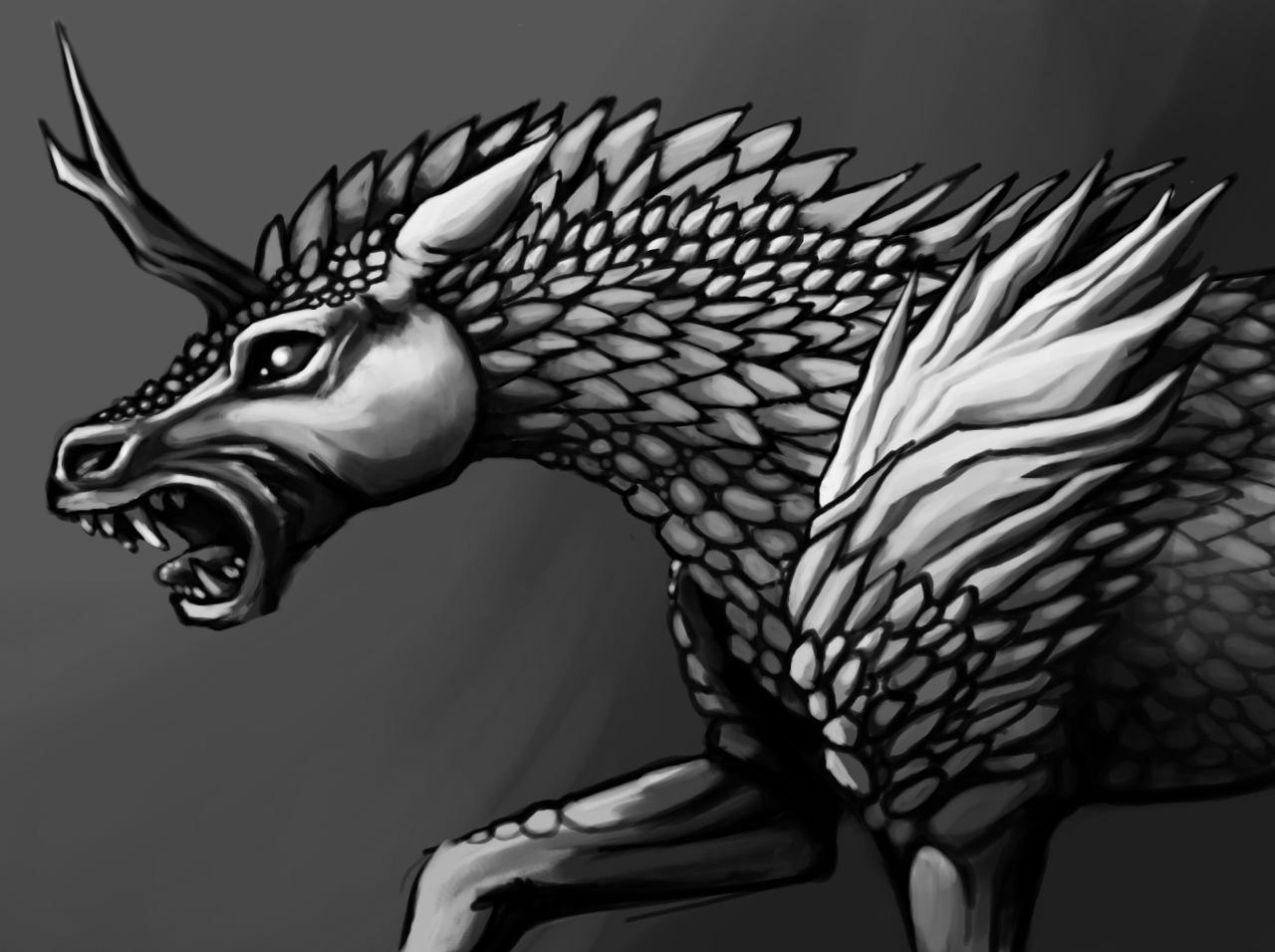 Flesh-eating Unicorn