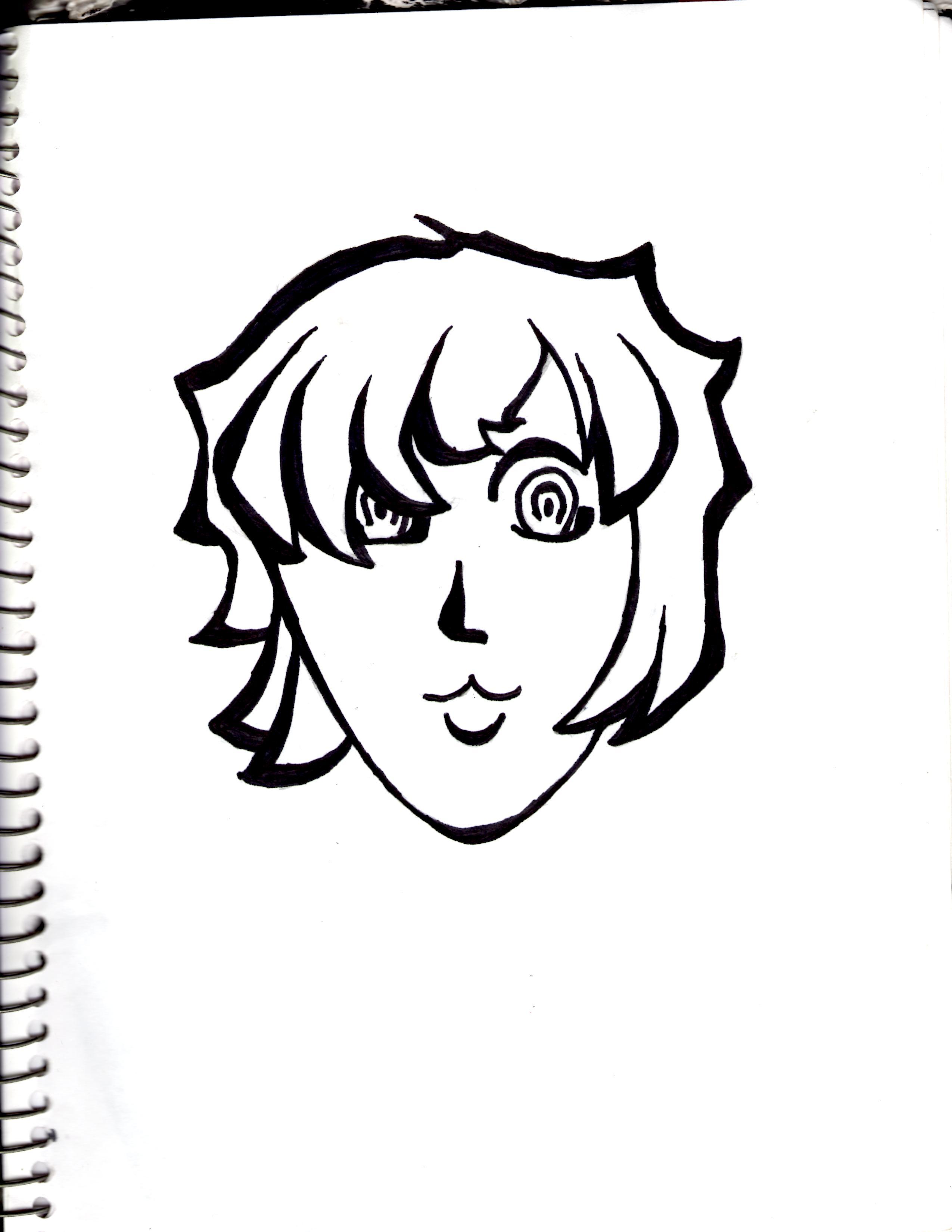 Kawaii Sketch <3