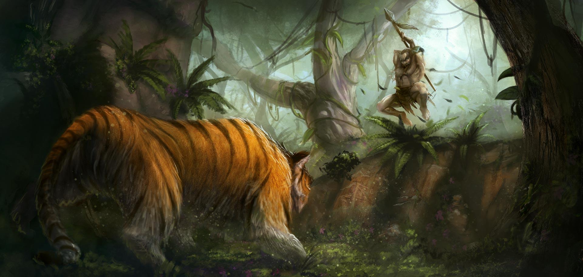 Shhh... I'm hunting...