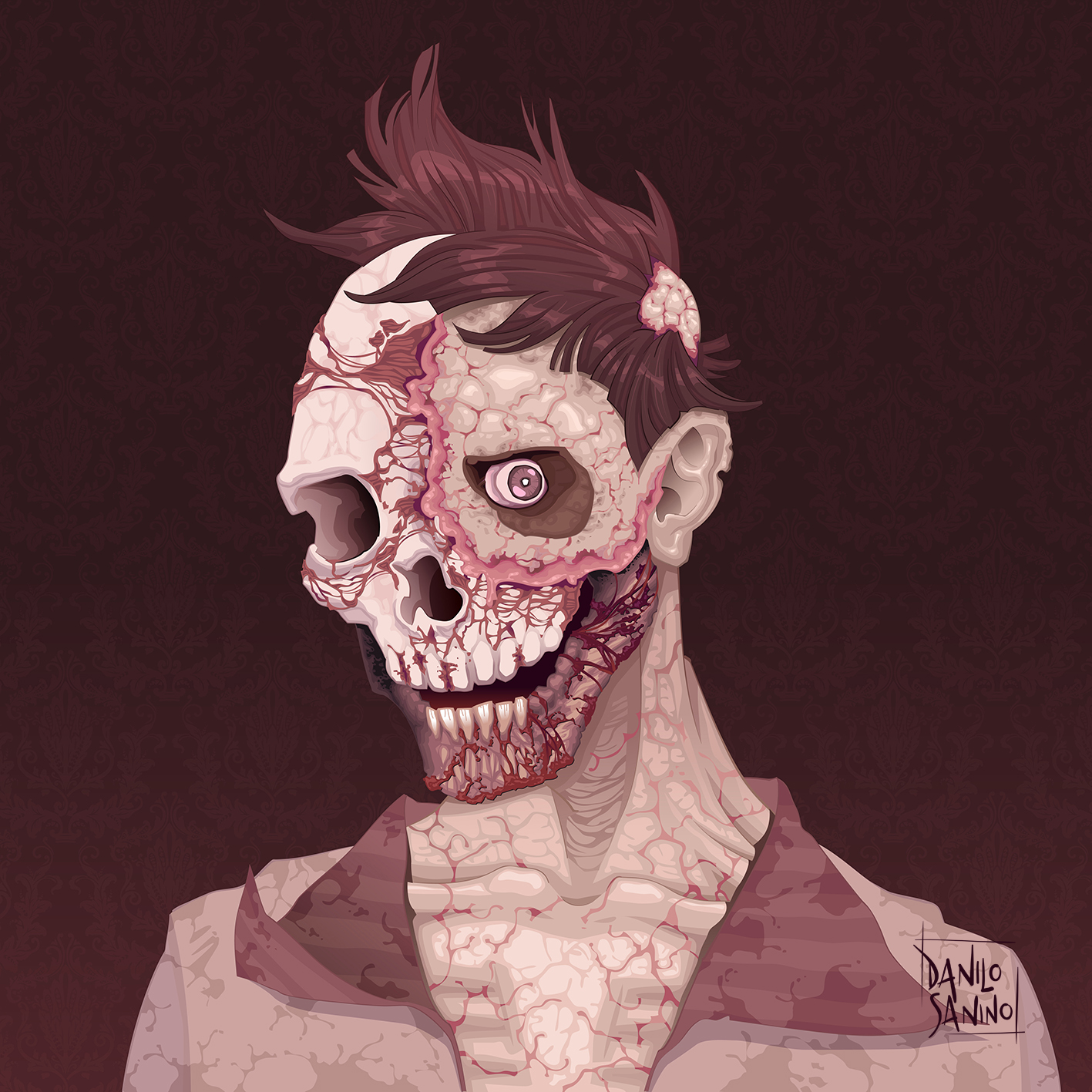 What does make us zombies? Fashion.